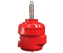 安徽宿州潜水推流器专用减速机安装成功