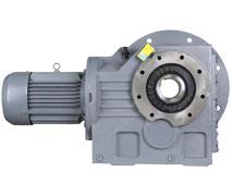 KA系列空心轴螺旋锥齿轮减速机