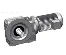KF系列法兰轴伸式螺旋锥齿轮减速机