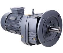 RF系列法兰轴伸shi斜chi轮减速机