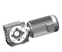 SAF系列法兰空心轴蜗轮蜗杆-斜齿轮减速机